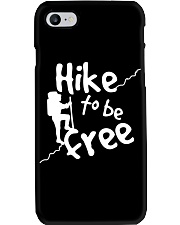 Hike to be fre Phone Case thumbnail