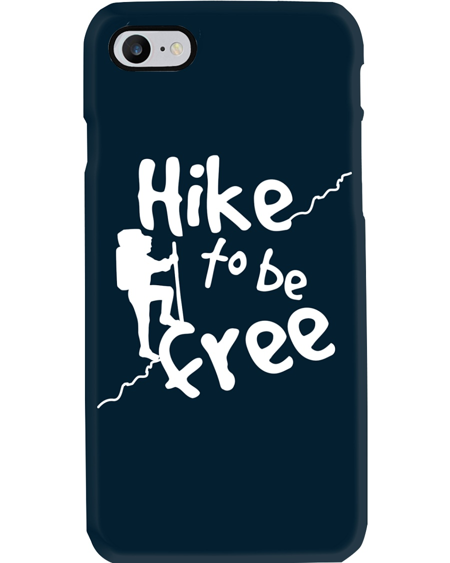 Hike to be fre Phone Case
