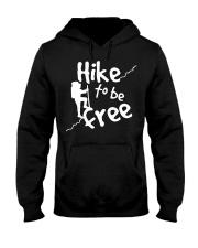 Hike to be fre Hooded Sweatshirt thumbnail