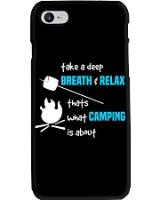 Thats What Camping is About Phone Case thumbnail