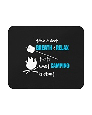 Thats What Camping is About Mousepad thumbnail