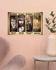 God Save Me Unframed  17x11 Poster poster-landscape-17x11-lifestyle-22
