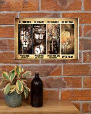 God Save Me Unframed  17x11 Poster poster-landscape-17x11-lifestyle-23