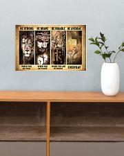 God Save Me Unframed  17x11 Poster poster-landscape-17x11-lifestyle-24