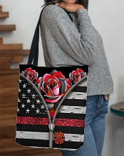 Back The Red Roses All-over Tote aos-all-over-tote-lifestyle-front-09