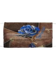 Blue Rose Back The Blue Mask tile