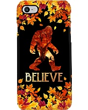 Bigfoot Believe Phone Case i-phone-8-case