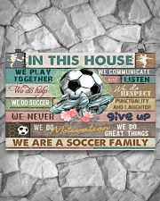 God Says You Are - Soccer 17x11 Poster poster-landscape-17x11-lifestyle-13