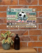 God Says You Are - Soccer 17x11 Poster poster-landscape-17x11-lifestyle-23