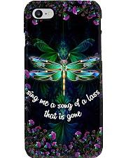 Lass Dragonflies Phone Case i-phone-8-case