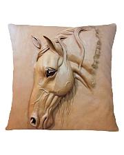 Horse 3D Square Pillowcase tile