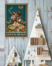 Hairdresser Love Is In The Hair 11x17 Poster lifestyle-holiday-poster-2