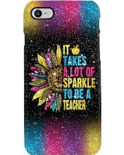 It Takes A Lot Of Sparkle To Be A Teacher Phone Case i-phone-8-case