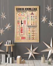 Chakra Knowledge 11x17 Poster lifestyle-holiday-poster-1