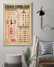 Chakra Knowledge 11x17 Poster lifestyle-poster-1