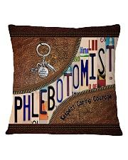 PHLEBOTOMIST bag Square Pillowcase tile