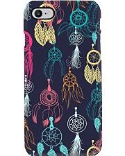 Native Dream Catcher Phone Case i-phone-8-case