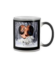 Horse All - Over Totebag Color Changing Mug tile