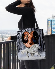 Horse All - Over Totebag All-over Tote aos-all-over-tote-lifestyle-front-05