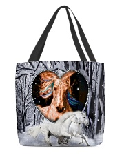 Horse All - Over Totebag All-over Tote back