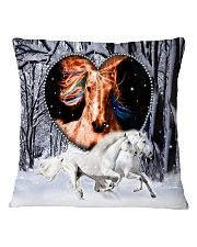 Horse All - Over Totebag Square Pillowcase tile