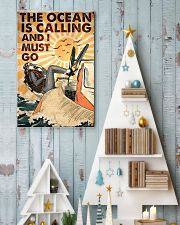 The ocean is calling 11x17 Poster lifestyle-holiday-poster-2
