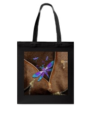 Dragonfly Tote Bag tile