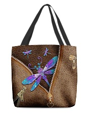 Dragonfly All-Over Tote tile