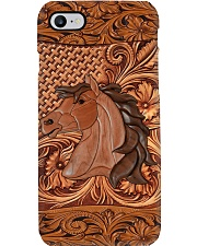 Horse Feather Phone Case i-phone-8-case