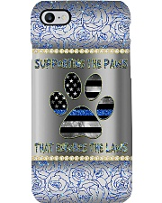 Supporting The Paws Phone Case i-phone-8-case