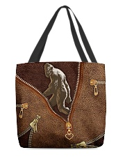 Bigfoot All-over Tote All-over Tote back