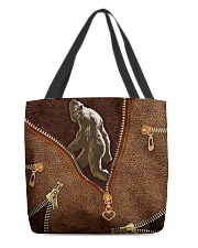 Bigfoot All-over Tote All-over Tote front