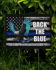 Back The Bluev2 24x18 Yard Sign aos-yard-sign-24x18-lifestyle-front-16