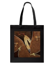 Native American Feather Tote Bag tile
