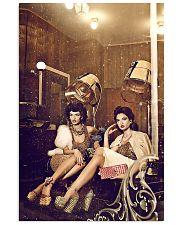Vintage Salon 11x17 Poster front