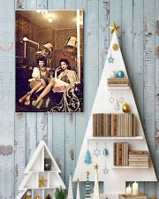 Vintage Salon 11x17 Poster lifestyle-holiday-poster-2