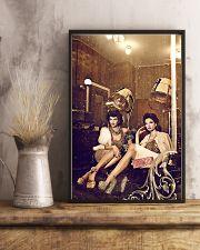 Vintage Salon 11x17 Poster lifestyle-poster-3