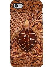 Turtle Feather Phone Case i-phone-8-case