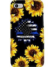 Back The Blue Phone Case i-phone-8-case