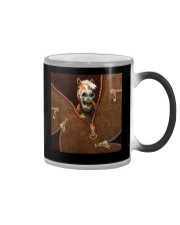 Horse All-over Tote Color Changing Mug tile