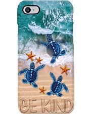 Turtle Be Kind Phone Case i-phone-8-case