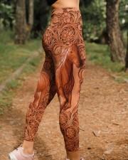 Horse Leather High Waist Leggings aos-high-waist-leggings-lifestyle-21