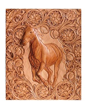 Horse Leather Quilt tile