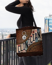 Clinician All-over Tote aos-all-over-tote-lifestyle-front-05