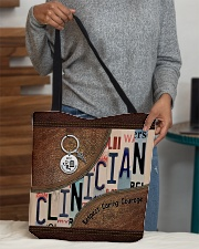 Clinician All-over Tote aos-all-over-tote-lifestyle-front-10