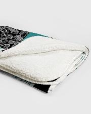 """Into The Garden  Sherpa Fleece Blanket - 50"""" x 60"""" aos-sherpa-fleece-blanket-50x60-lifestyle-front-12A"""