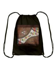 Teacher Drawstring Bag tile