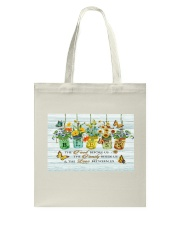 Canvas - Butterfly Tote Bag tile
