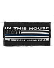 Police - In This House Mask tile