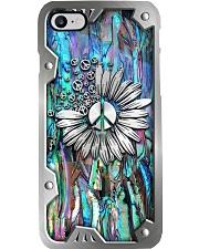 Hippie soul metal print pattern Phone Case i-phone-8-case